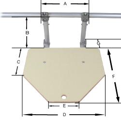 NRS Rear Casting Platform